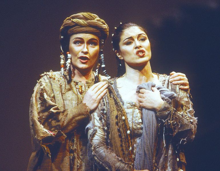 'Mose in Egitto' Opera performed in the Royal Opera House, London, UK 1994