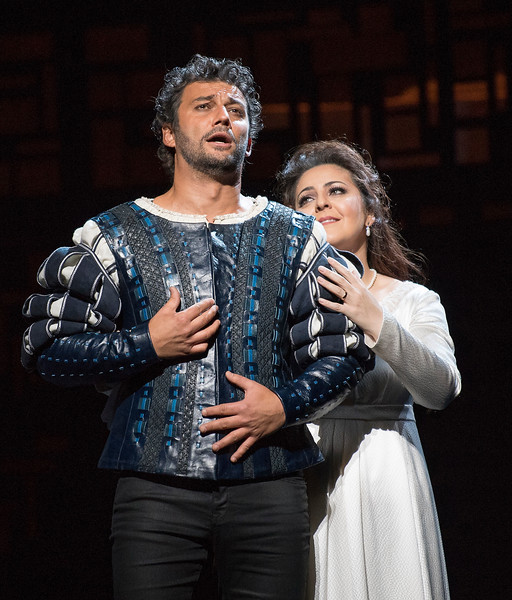 'Otello' Opera performed at the Royal Opera House, London,UK