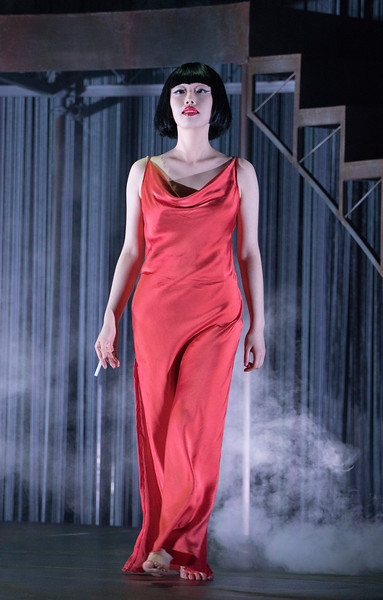 'Phaedra' Opera performed in the Linbury Theatre at the Royal Opera House, London, UK