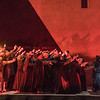 'Simon Boccanegra' Opera performed at the Royal Opera House, London, UK