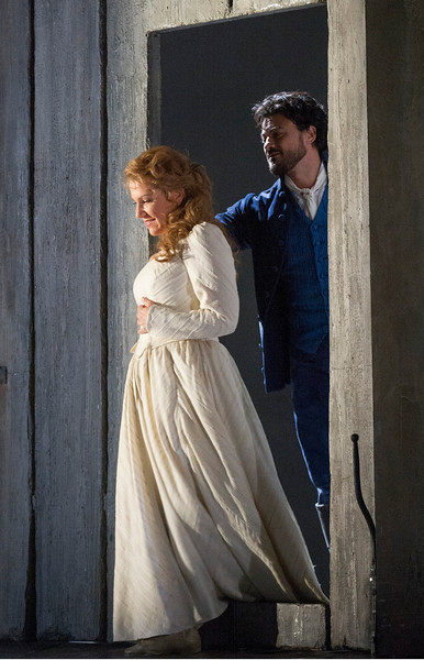 'Werther' Opera performed at the Royal Opera House, London, UK