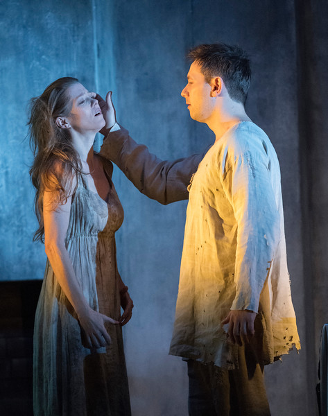 'Written on Skin' Opera by George Benjamin performed at the Royal Opera House, London, UK