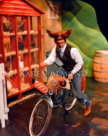 San Antonio Opera Fantastic Mr. Fox
