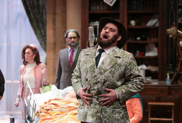 Suor Angelica/Gianni Schicchi (Spring 2018)