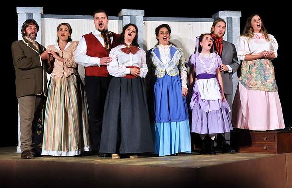 Opera Naples 2010-2011