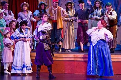 "Opera SB - ""The Pirates of Penzance"" 11/13/09 Lobero Theatre"