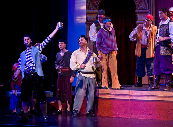 Pirates of Penzance for Families, 2009
