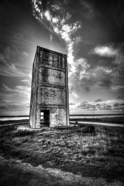 Tower #2 Camp Davis