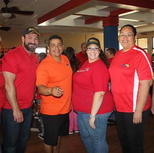 Operation Gratitude ~ U.S Vets and Wells Fargo Volunteers