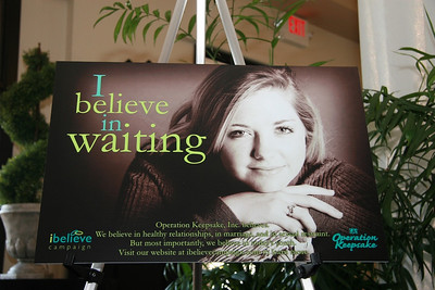 "Operation Keepsake ""I Believe"" Fundraiser 2008"