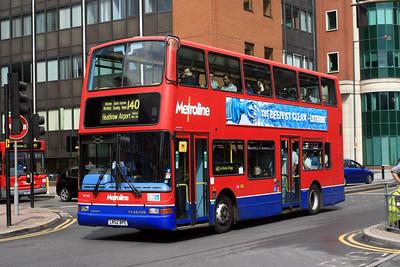 Metroline - HD Harrow Weald