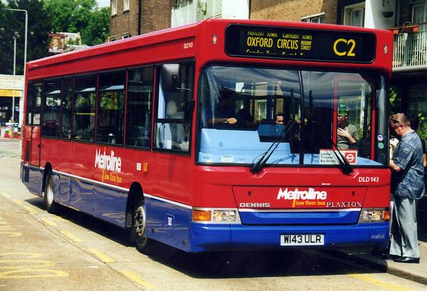Metroline - HT Holloway