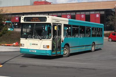 3468, N168PUT, Arriva Midlands North