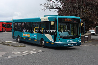 2618, CX56CEY, Arriva North West