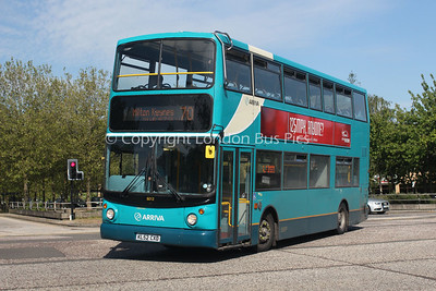 6012, KL52CXD, Arriva The Shires