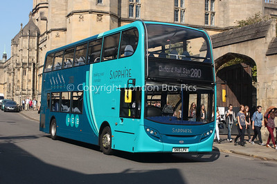 5466, SN15LPV, Arriva The Shires