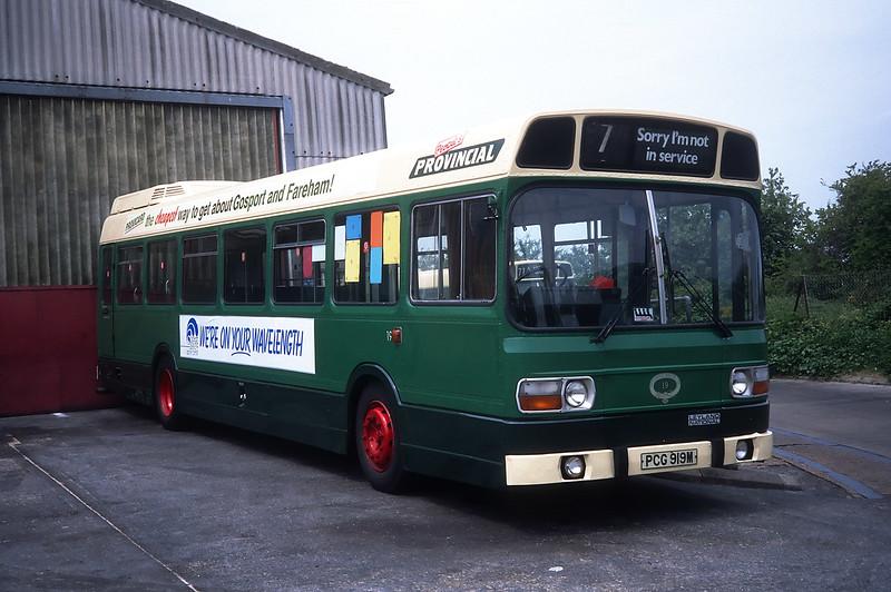 PROVINCIAL- 19-PCG919M-1995
