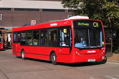 ADL Enviro 200 (TfL Red)