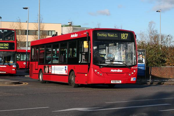 Metroline - WJ Willesden Junction