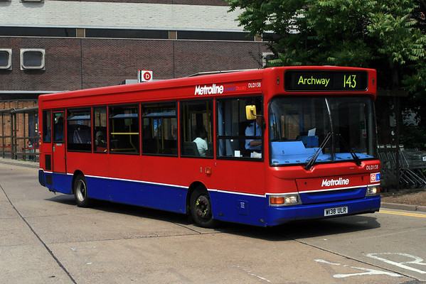 Metroline - PA West Perivale