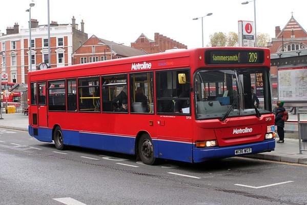 Metroline - AH Brentford