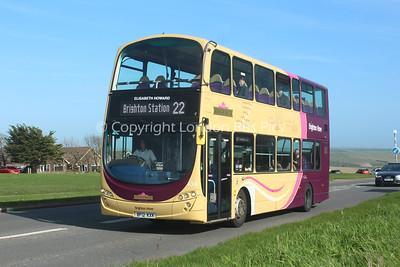 434, BF12KXK, Brighton and Hove