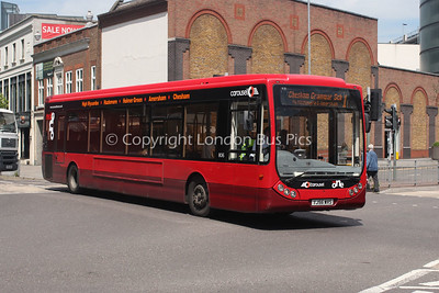 806, YJ56WVS, Carousel Buses