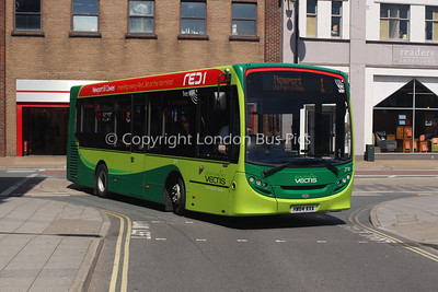 Selection of Enviro 200