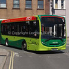 2710, HW64AXA, Southern Vectis (T/A Go South Coast)