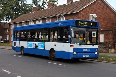 226, P726RYL, Metrobus
