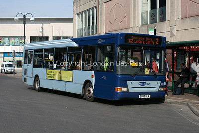 203, SN03WLA, Metrobus
