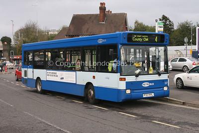 227, P727RYL, Metrobus