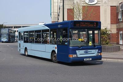 218, SN03WMV, Metrobus