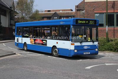 302, P302HDP, Metrobus