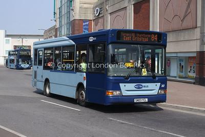 287, SN03YCL, Metrobus