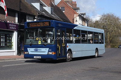 321, LX03OJN, Metrobus