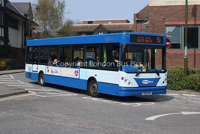 368, Y368HMY, Metrobus