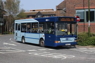 289, SN03YCT, Metrobus
