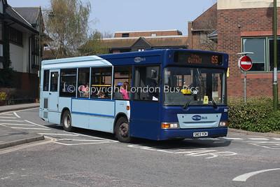 288, SN03YCM, Metrobus