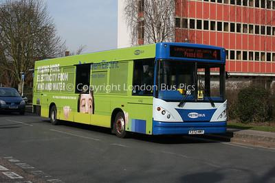 372, Y372HMY, Metrobus