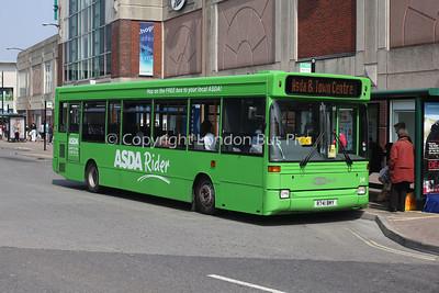 241, R241BMY, Metrobus