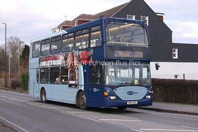 Buses in Sussex 2013