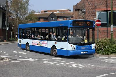 309, T309SMV, Metrobus