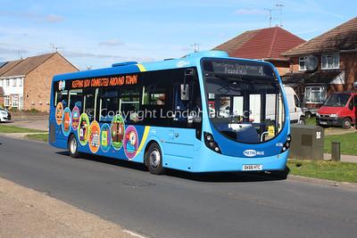 Metrobus (Non-TFL operations)