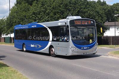13, BN14CVB, Metrobus