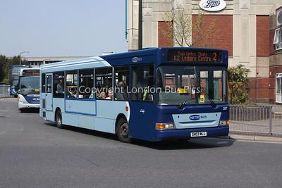 207, SN03WLL, Metrobus