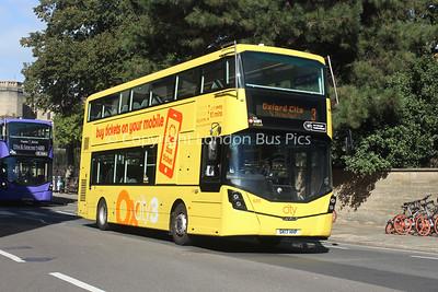 685, SK17HHP, Oxford Bus Company