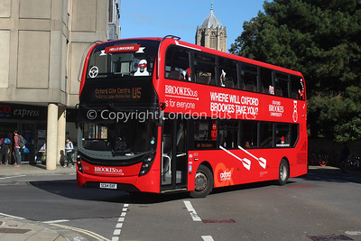 606, SC64OXF, Oxford Bus Company