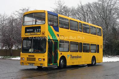 305, L968MSC, Thamesdown Transport