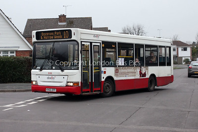 Buses in Surrey 2013